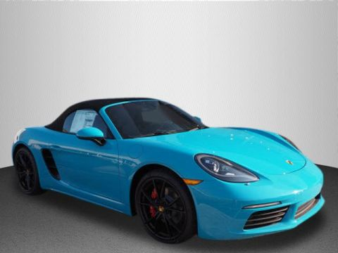 2018 porsche boxster msrp. Wonderful Porsche New 2018 Porsche 718 Boxster S RWD 2dr Convertible In Porsche Boxster Msrp