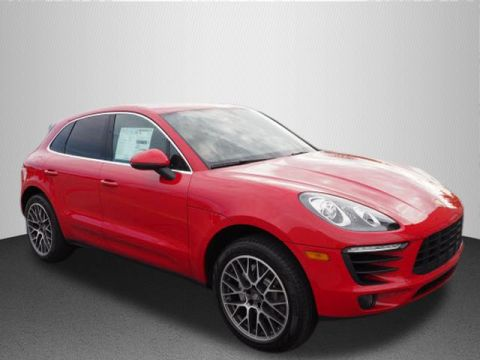 2018 porsche macan red. wonderful red new 2018 porsche macan s awd and porsche macan red u