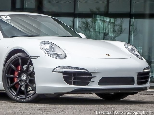 Certified Pre-Owned 2013 Porsche 911 Carrera S