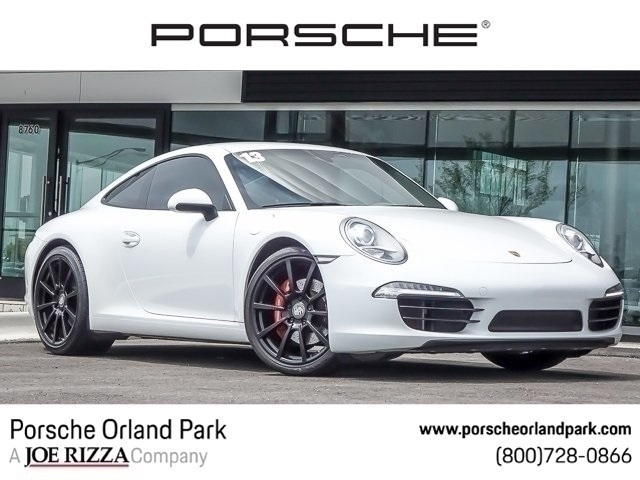 Certified Pre Owned 2013 Porsche 911 Carrera S