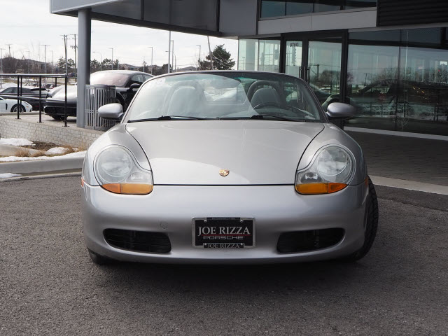 Pre-Owned 1999 Porsche Boxster Base