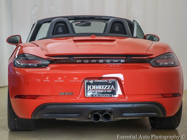 Certified Pre-Owned 2018 Porsche 718 Boxster S