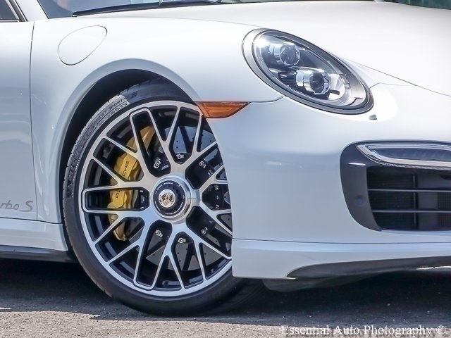 Certified Pre-Owned 2014 Porsche 911 Turbo S