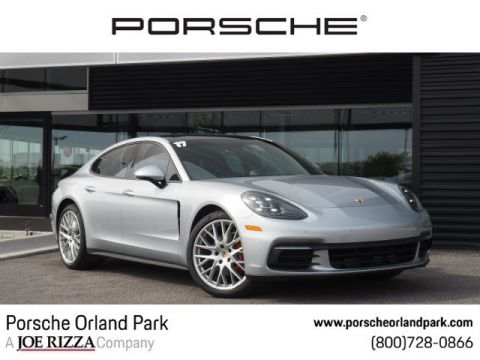 Certified Pre-Owned 2017 Porsche Panamera 2